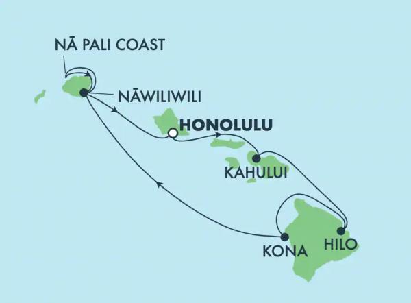 2021-hawaiian-cruise-itinerary